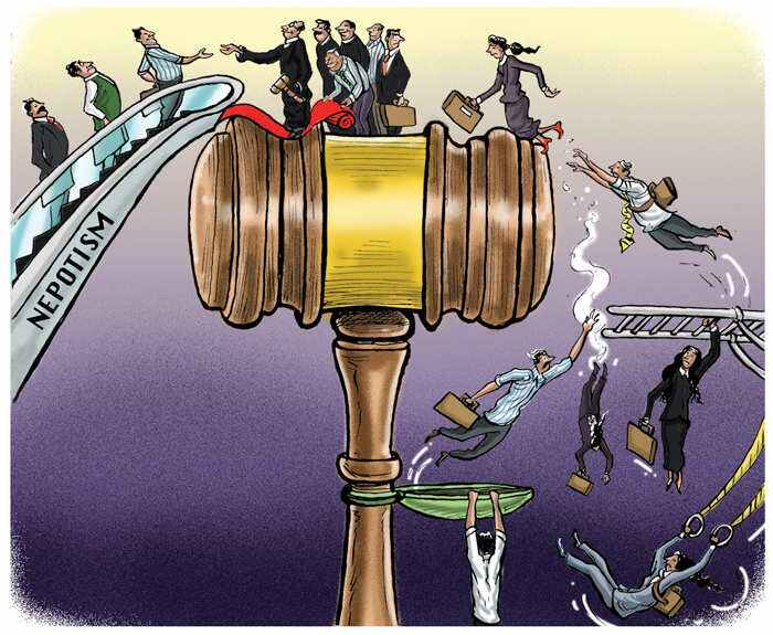 The Indian Legal Fraternity is Failing at the Premise of its Own Existence